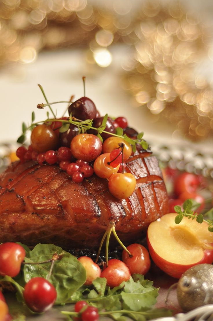 Christmas Pork Roast – you can never have too much Christmas!