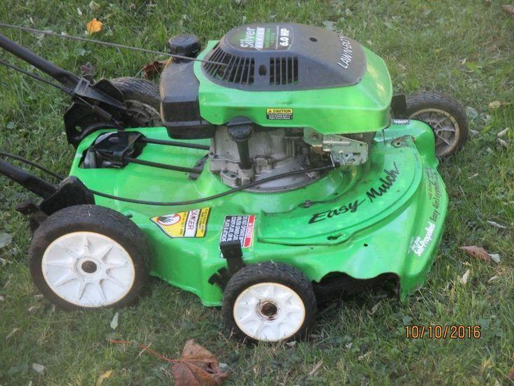 Lawn Boy Silver 21 Quot Self Propelled Mower 1998 Self