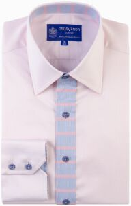 Governor Shirt, available at Jermyn Street 1664
