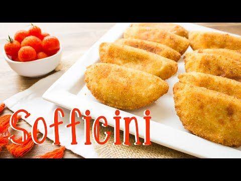 Sofficini Fatti in Casa con 3 Ripieni Diversi - Pomodoro - Spinaci - Prosciutto | 55Winston55 - YouTube