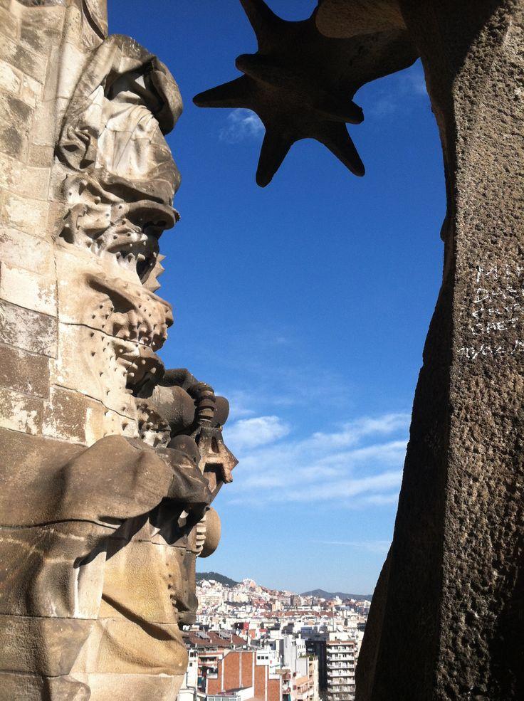 Sagrada Familia- Antoni Gaudi