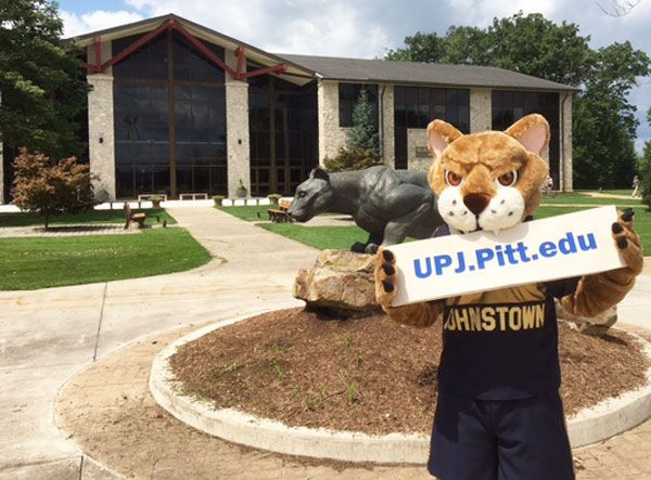 Enjoy a healthy bite of information on #PittJohnstown's award-winning website, upj.pitt.edu