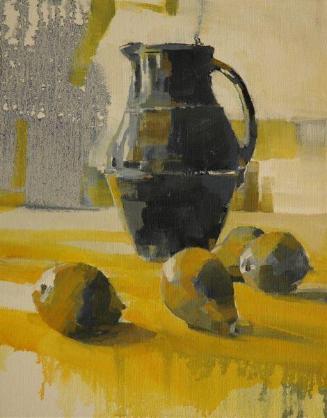 still life : mark horst studio