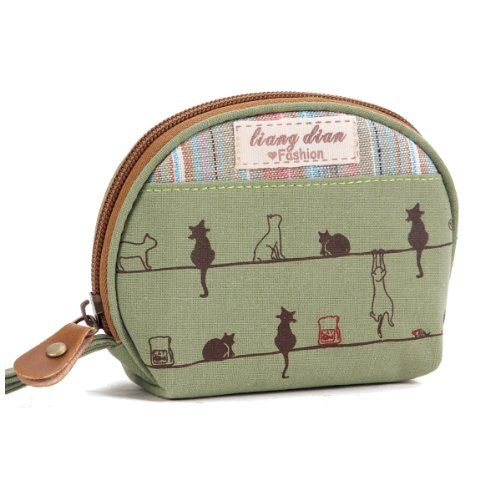 Cosmetic bag #pouch #cosmetic #women #cat #catlovers