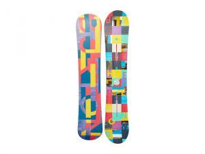 Burton Feather '17 149 (Multi) Snowboards Sports Equipment