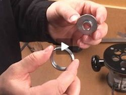 """Using Router Guide Bushings - The Woodsmith No. 158 article """"Putting Router Guide Bushings to Work in Your Shop"""" gives helpful pointers on using these hand-held router accessories."""