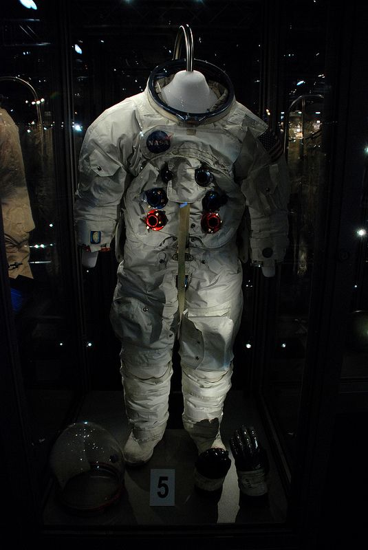 Traje Espacial Apolo XI | Flickr - Photo Sharing!
