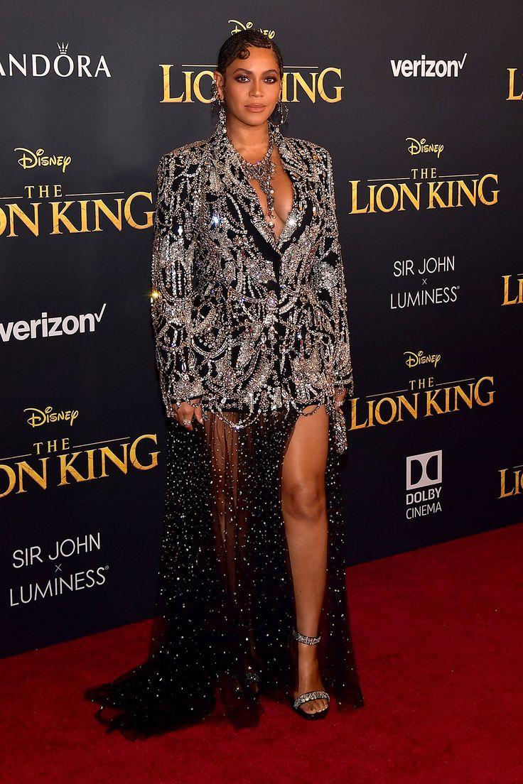ライオンキングのワールドプレミアに登場したビヨンセの「Alexander McQueen」Bespokeスタイル | RETOY'S web Magazine