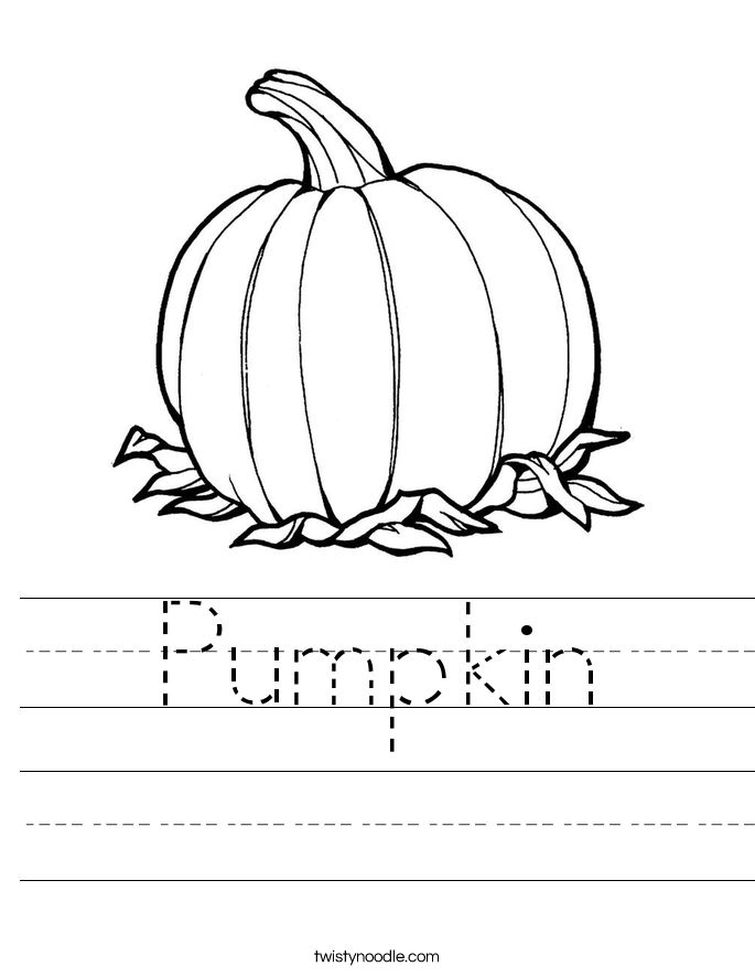 17 best images about letter p on pinterest pumpkins for Preschool pumpkin coloring pages