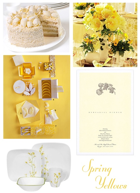 Yellow theme