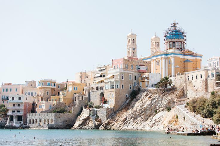 lafete, Syros, Cyclades, summer wedding in Hermoupolis