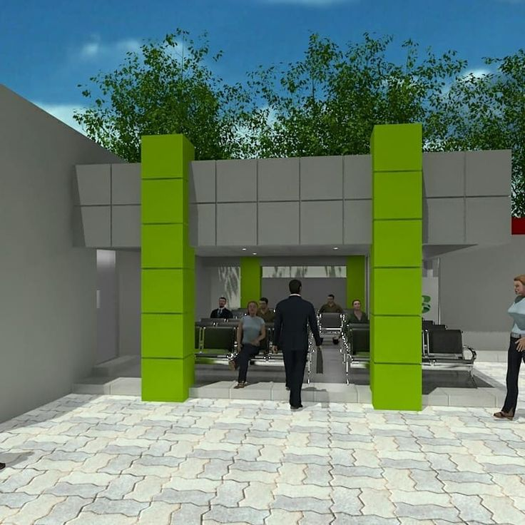 3D proposal for the waiting area within the Passport office Ikoyi for Heritage Bank. #construction #3ddesign #constructionindustry #heritagebank #immigration #design #banks #bankingindustry #constructionworker