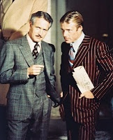 Paul Newman and Robert Redford in The Sting, 1973.