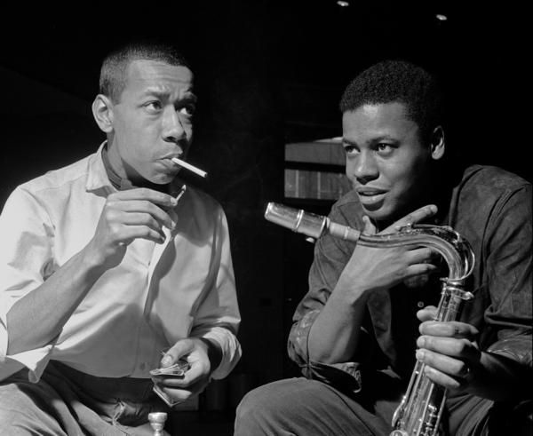 Pin by Alfredo Ma io ti on Lee Morgan in 2020 | Jazz, Wayne shorter, Jazz musicians