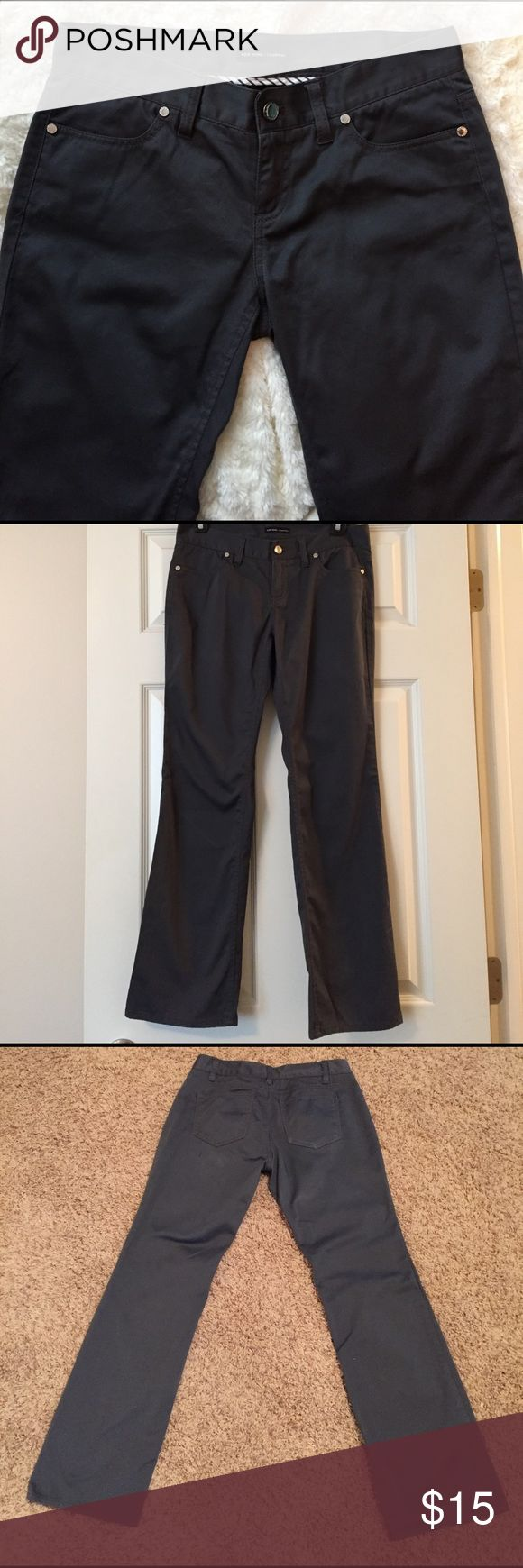 "Charcoal New York & Company Dress Slacks Charcoal New York and Company Dress Slacks. Measures 36"" down one leg. Excellent Condition. New York & Company Pants"