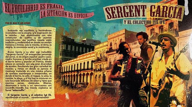 El Sargento García en el Satélite Sursystem by Revolution®, via Flickr