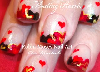 929 best Nail Art - Valentine's Day images on Pinterest