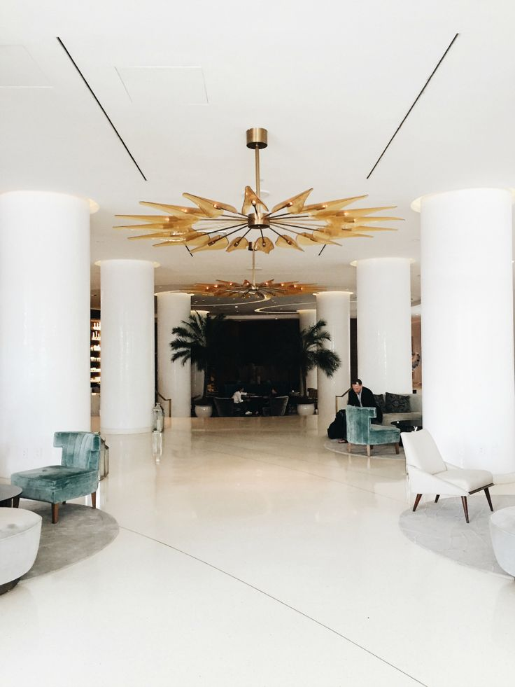 9 best Hotel miami images on Pinterest Hotels, Miami beach and - designermobel einrichtung hotel venedig