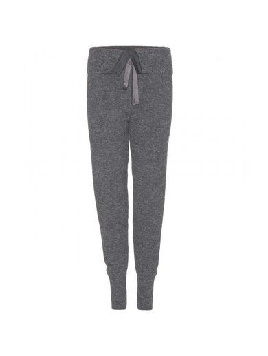 'Grey Sloan knit trousers By Isabel Marant'