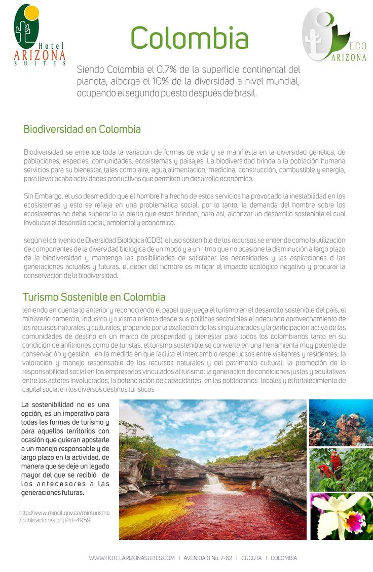 Cultura eco Arizona Turismo Sostenible en Colombia