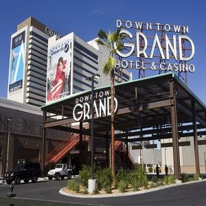 The Downtown Grand In Las Vegas Renovated Hotel Formerly Lady Luck Is First New