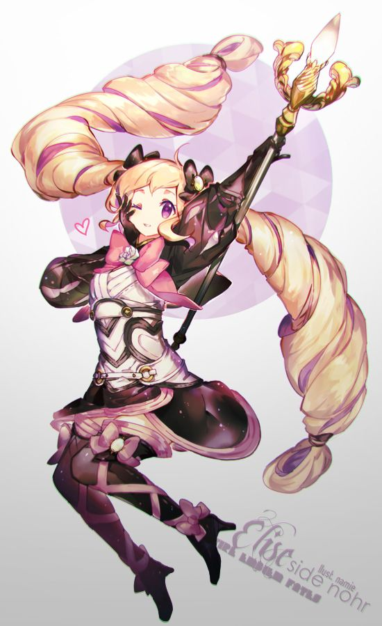 Fire Emblem: If/Fates - Elise