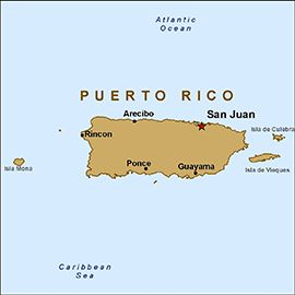 Puerto Rico Necessary Vaccinations Health Advice From The Cdc