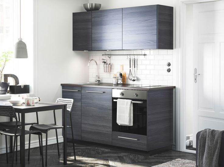 ber ideen zu k chenfronten ikea auf pinterest k chenfronten k chenfront und eiche. Black Bedroom Furniture Sets. Home Design Ideas