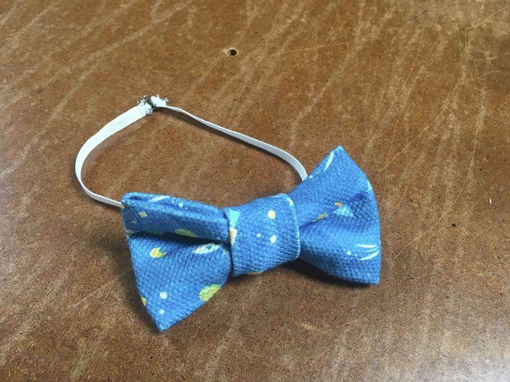 Papillon per bambino. #thecolorsoup #tutorial #handmade #diy #sewing