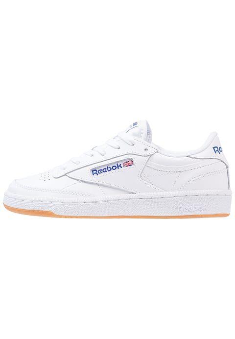 Sneakers laag Reebok Classic CLUB C 85 - Sneakers laag - white/royal wit: € 80,95 Bij Zalando (op 12/06/17). Gratis verzending & retournering, geen minimum bestelwaarde en 100 dagen retourrecht!