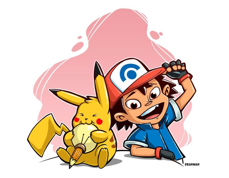 Pokemon by LordFranman on DeviantArt