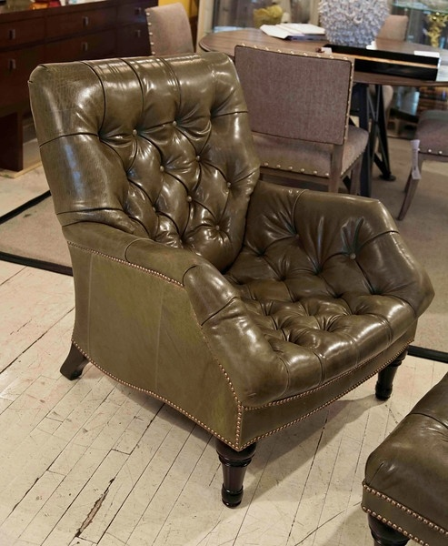 Sleepy Hollow Chair (Leather)   Ferguson Copeland