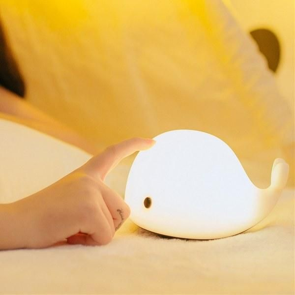 Whale Night Lamp Baby Room Night Lamps Lamp Light Lights