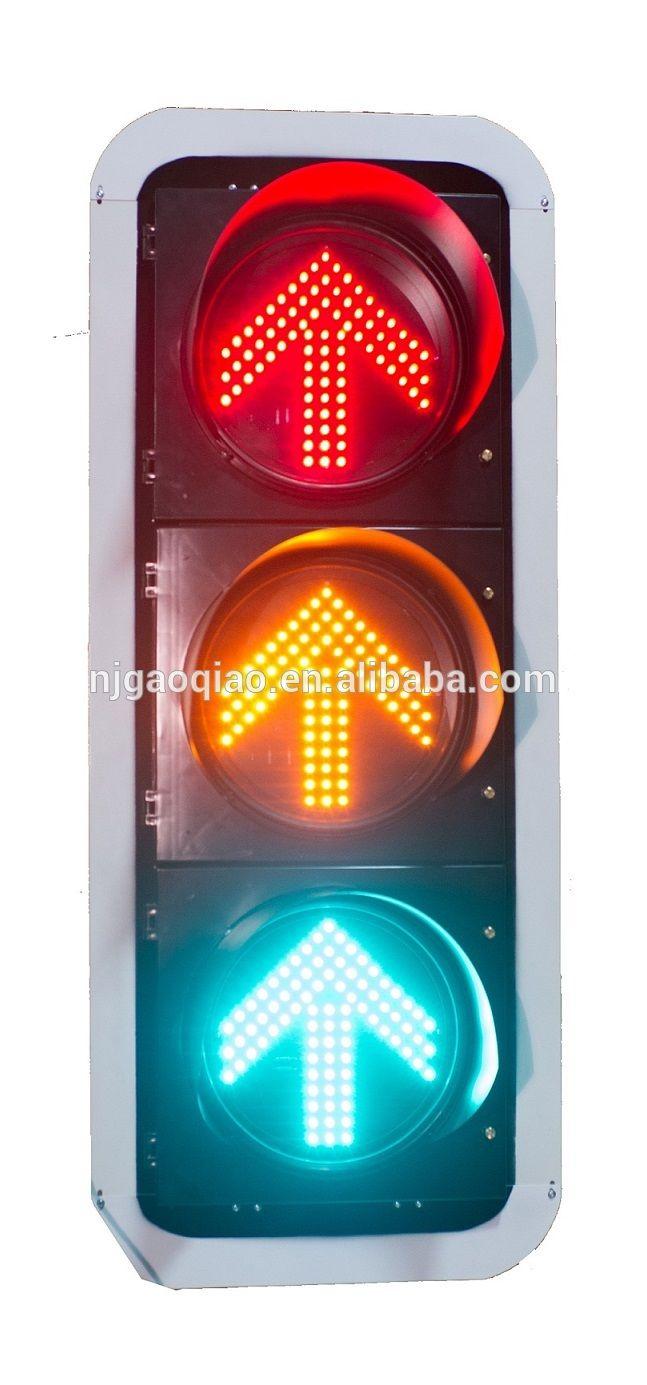 Professional Manufacture 12u0027u0027 Led Arrow Traffic Signal Light | Buy Now  Professional Manufacture 12