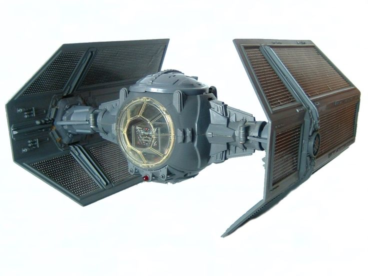 Darth Vader S Tie Fighter From Kenner S Quot Star Wars Quot Toy