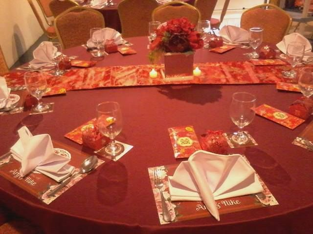 all about red, teapay ceremony @Bali, Ary & Nike