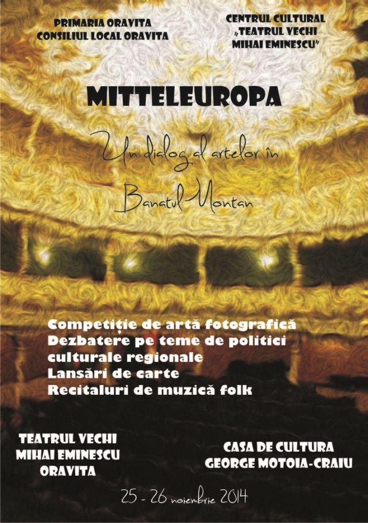 Pentru prima data la Oravita, in noiembrie 2014, intr-un teatru vechi de aproape 2 secole :)