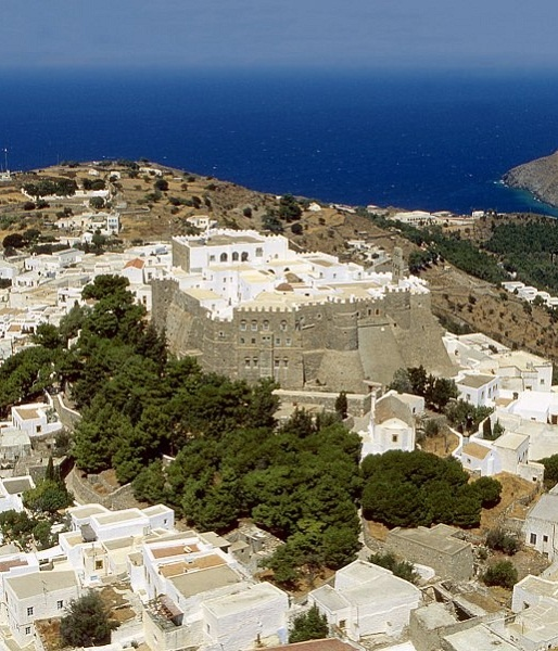 GREECE CHANNEL | Patmos Island