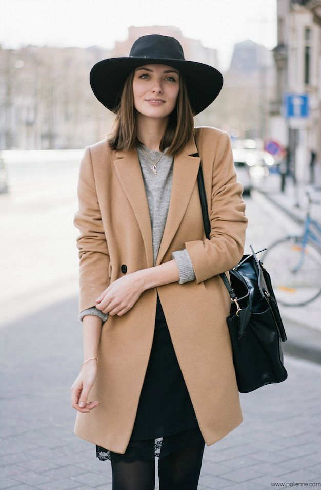 Polienne | a personal style diary by Paulien Riemis - GREY AND CAMEL PERFECTION