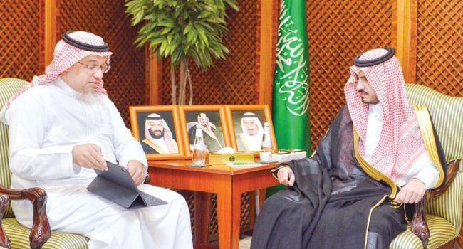 نائب أمير مكة يطلع على استراتيجية مدينة الملك عبدالله الطبية مدينة الملك عبدالله الطبية نائب أمير مكة صحيفة البلاد Daily News In 2019 Daily News