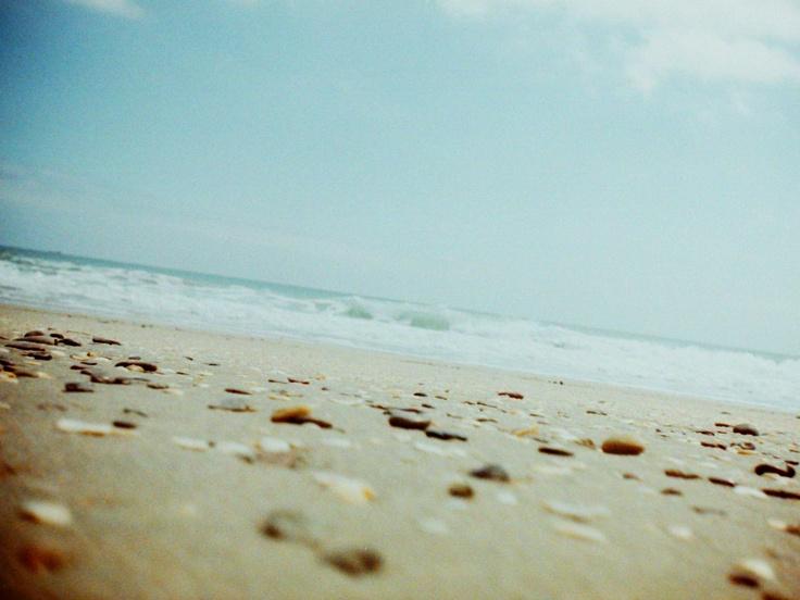 Playa de Sete en la costa azul