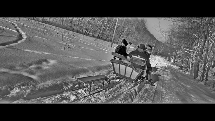 Ojcowski Park Narodowy // Ojców National Park #winter #zima