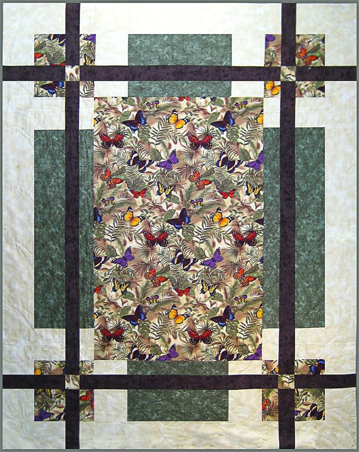 craftsman quilt | The Craftsman Quilt Pattern AW-012 (advanced beginner)