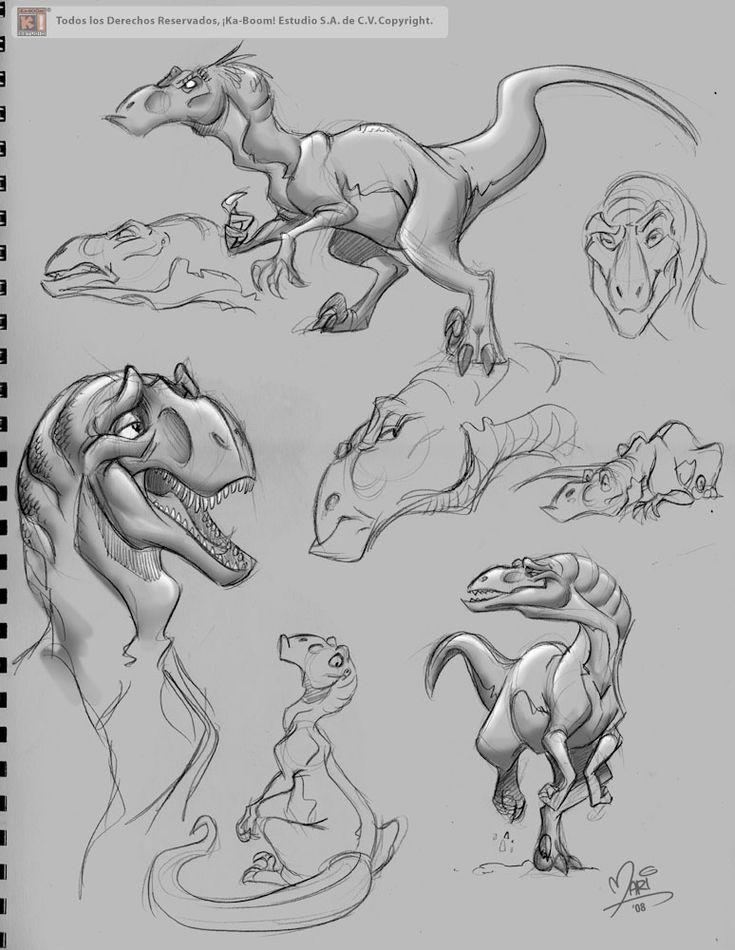 Raptor by marimoreno on DeviantArt