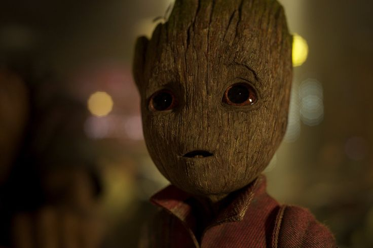 Marvel Studios has released the first official image from Guardians of the Galaxy Vol. 2, and it appropriately features the already fan-favourite pint-sized hero Baby Groot in his adorable Ravagers suit.
