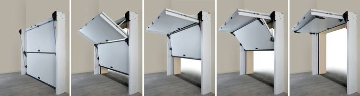 Attractive ... Garage Door Innovative Garage Door : Designed And Crafted In Italy,  These Revolutionary Two  ...