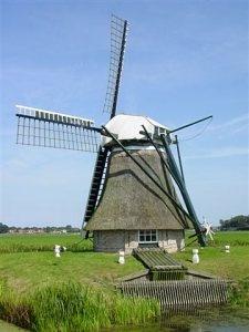 Deelnemer #4 - Oosterend/Easterein (FR) - molen Rispens