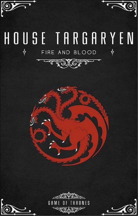 """En Internet existen variantes en materia de ilustración, sobre los Escudos de Armas de """"Game of Thrones"""". Fuentes: Noble houses – Game of Thrones Wiki Game of Thrones   Coat of Ar…"""