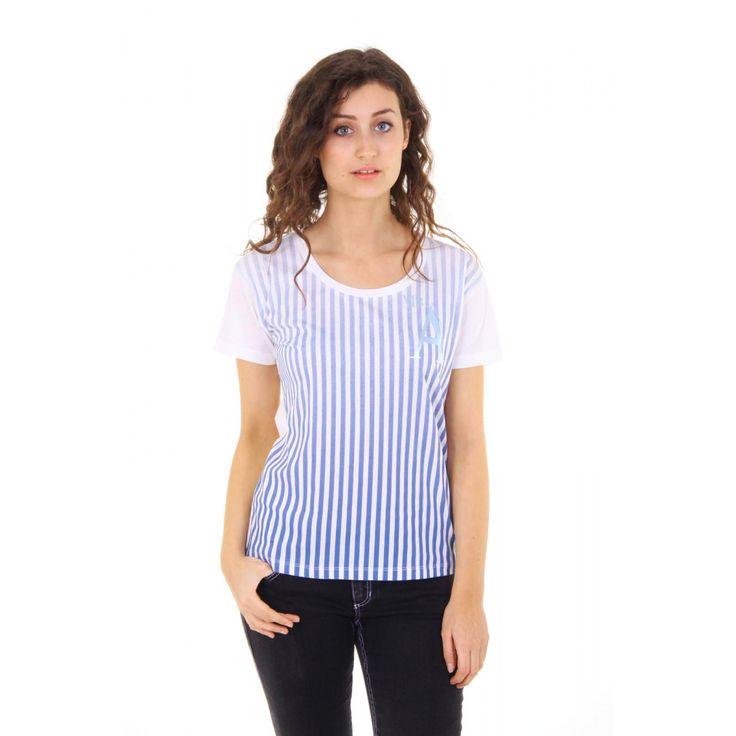 Emporio Armani ladies t-shirt short sleeve AGH60 AX 1D