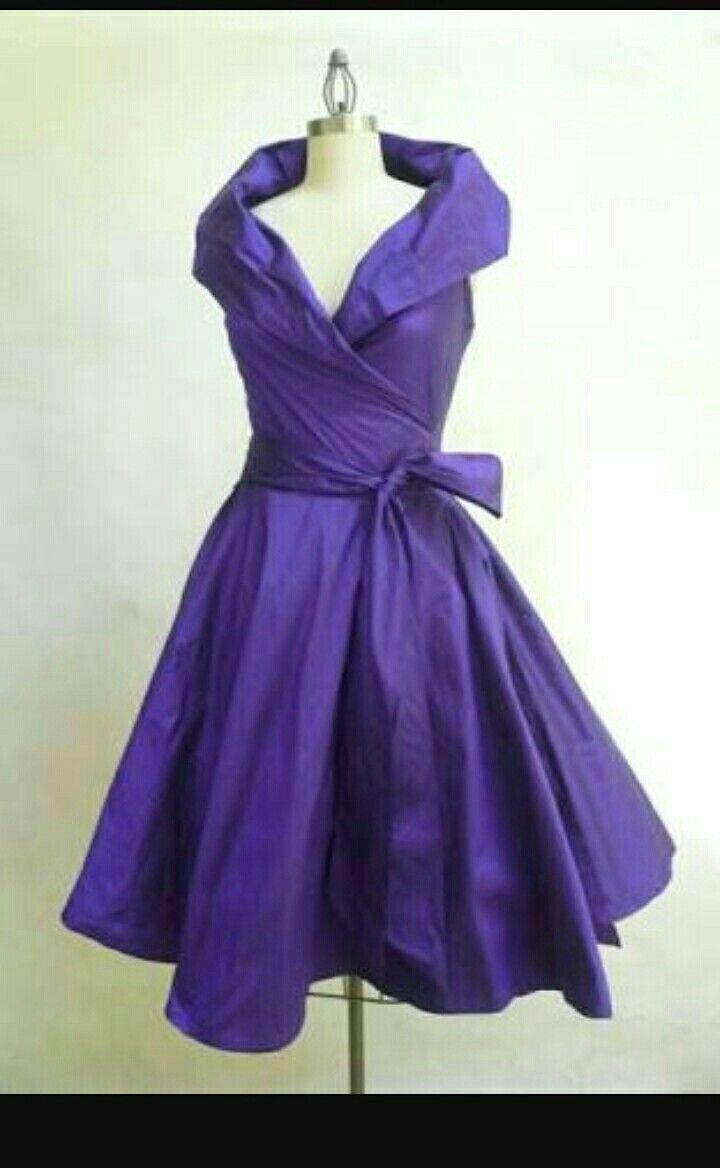 Mejores 203 imágenes de Vintage 1950s Dresses en Pinterest ...